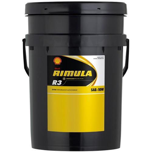 Olej Shell Rimula R3 10w