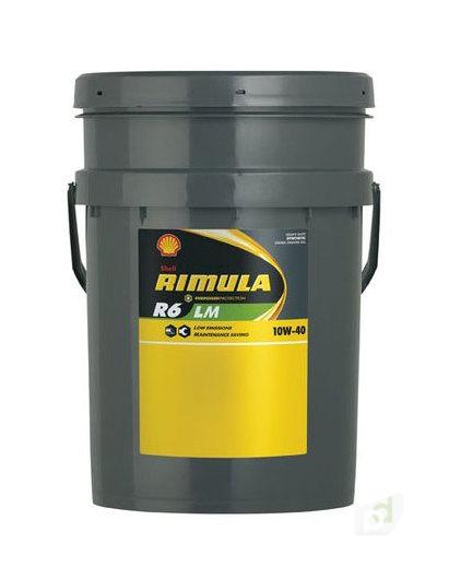 olej Shell Rimula R6 LM 10W-40