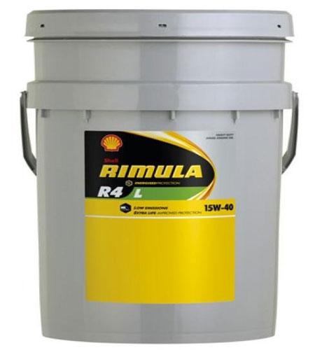 olej Shell Rimula R4 L 15W-40