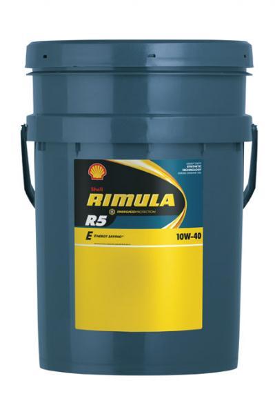 Olej Shell Rimula R5 E 10W40