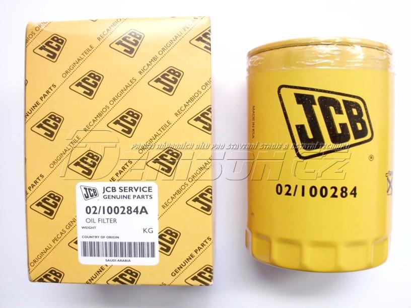 02100284A_olejovy_filtr_JCB