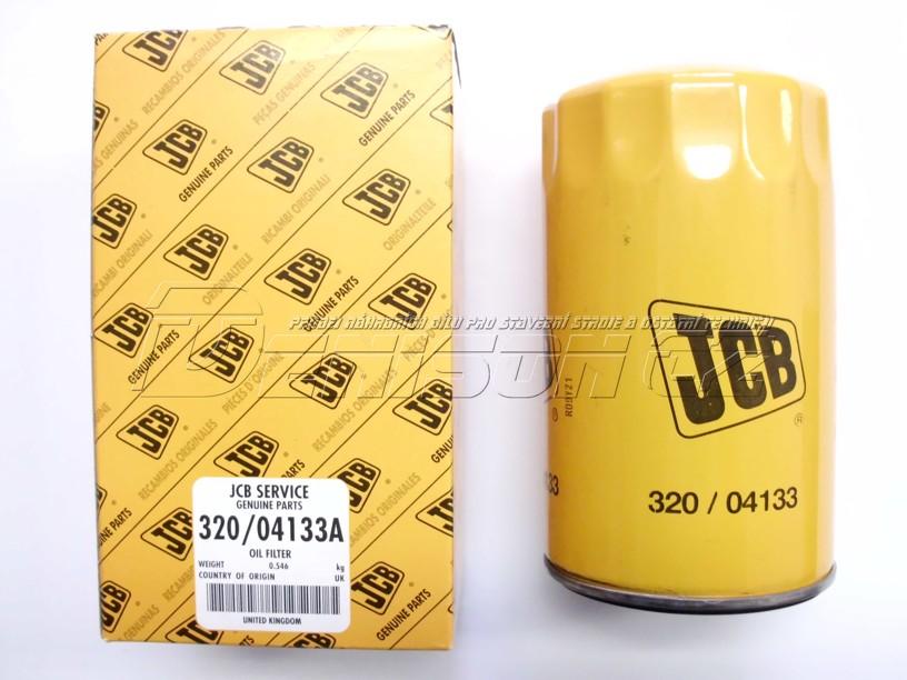 32004133_motorový_olejovy_filtr_JCB