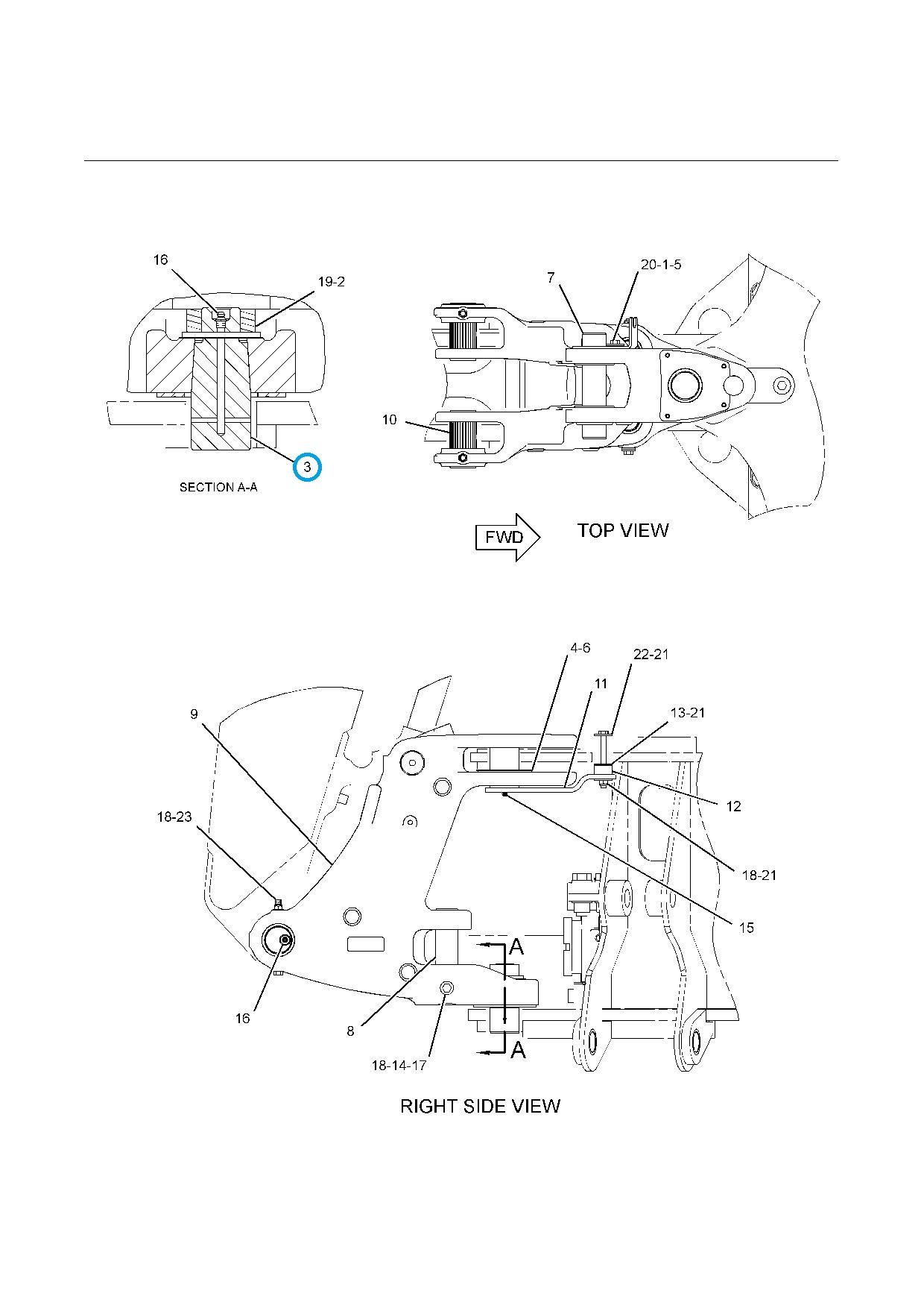 f08ad507e5c Čep dolní pro koník Caterpillar 300-5440