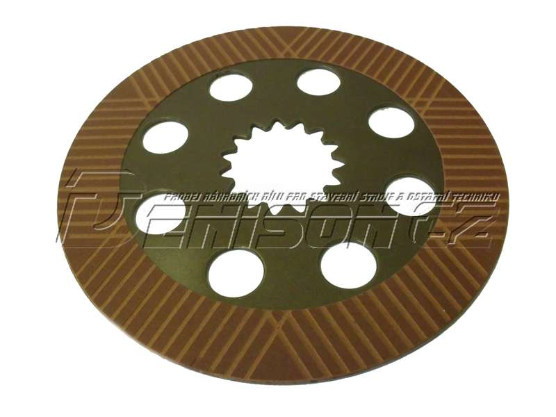 Brzdová lamela JCB 458/20353