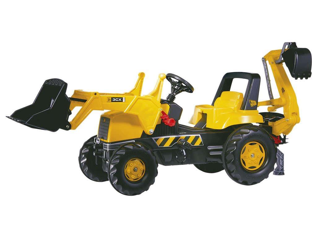 jcb traktorbagr