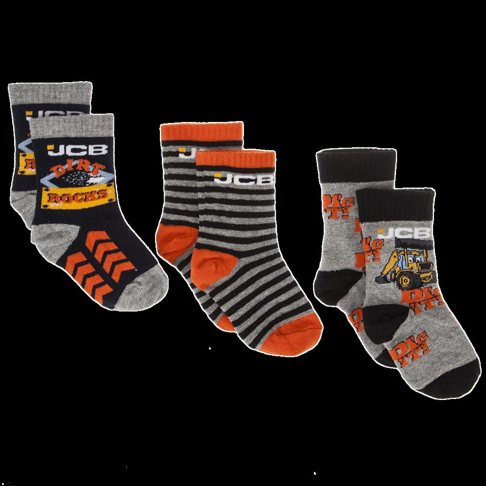 ponožky JCB
