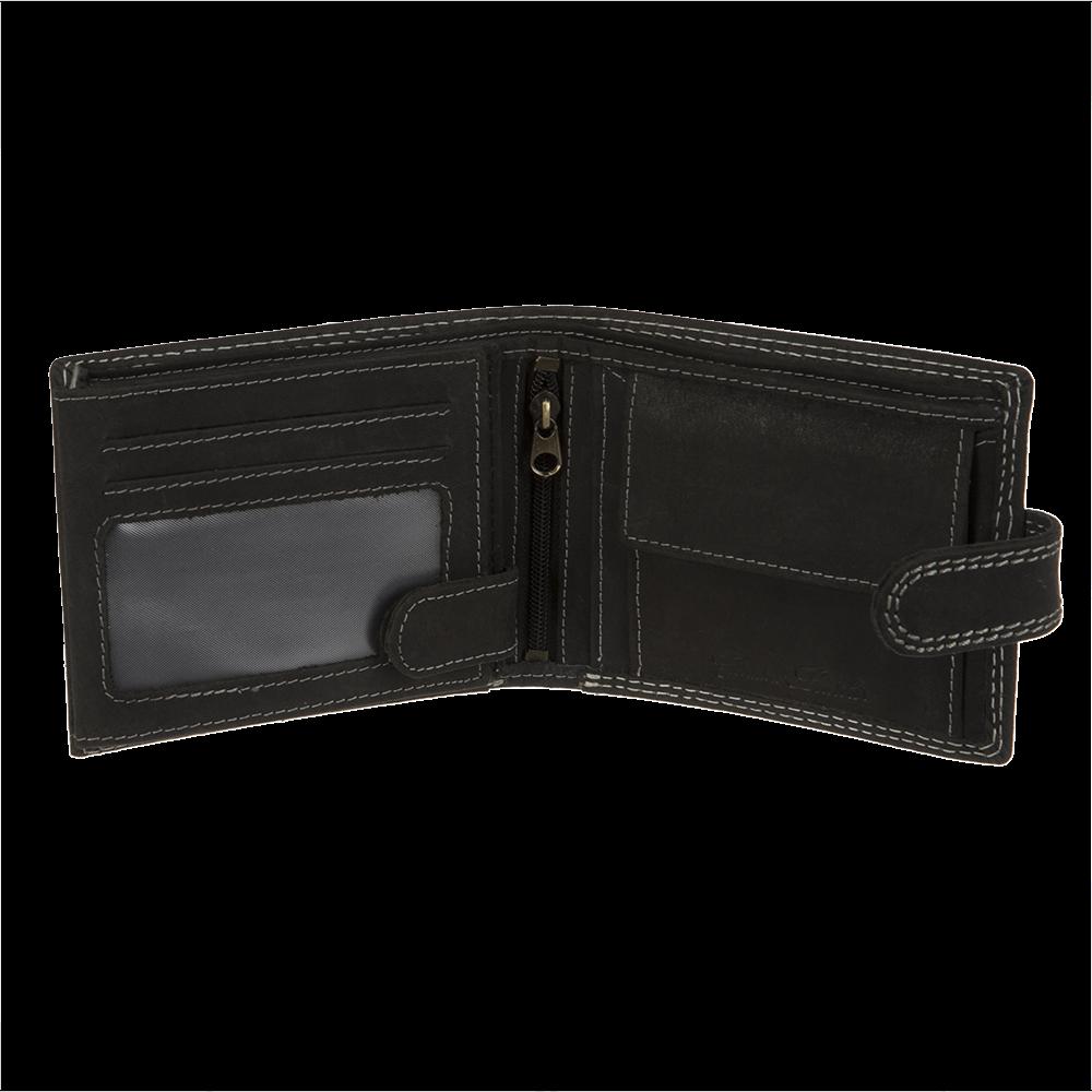 peněženka černá 2